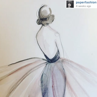 Instagram videos paperfashion