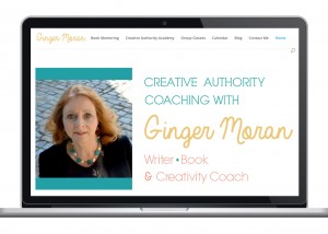 Ginger Moran-Writing Coach