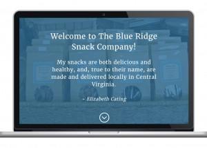 The Blue Ridge Snack Company