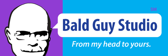 Bald Guy Studio